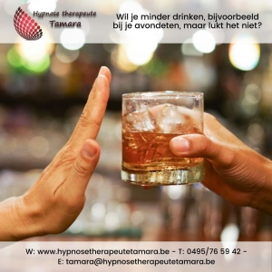 Stop alcohol hypnose